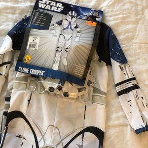 Other - Like new Clone Trooper Costume